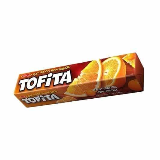 Kent Tofita Stik Portakal 47 gr
