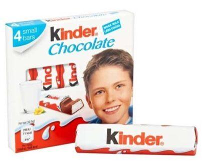 Kinder Chocolate T4 50 gr
