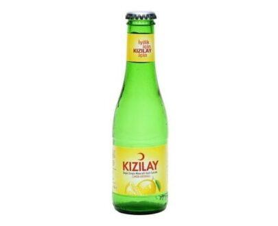 Kızılay Limonlu Maden Suyu 200 ml