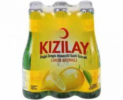 Kızılay Limonlu Maden Suyu 6×200 ml
