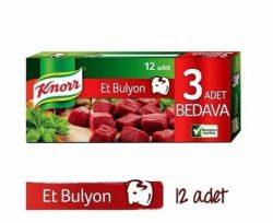 Knorr Bulyon Sığır 6 lt 120 gr
