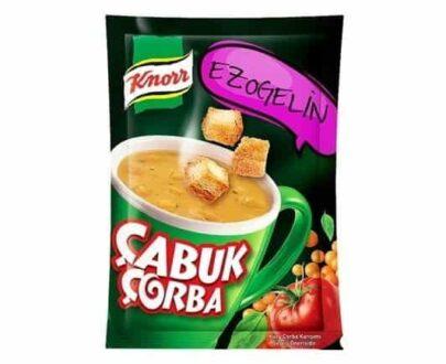 Knorr Çabuk Çorba Ezogelin 22 gr