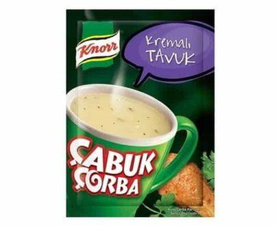 Knorr Çabuk Çorba Kremalı Mantar 19 gr