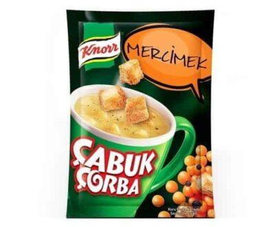 Knorr Çabuk Çorba Mercimek 22 gr