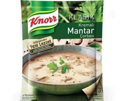 Knorr Çorba Kremalı Mantar 63 gr