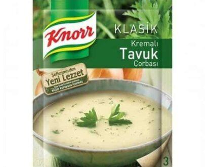 Knorr Çorba Kremalı Tavuk 65 gr
