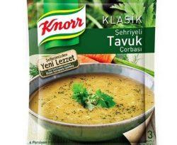 Knorr Çorba Şehriyeli Tavuk 54 gr