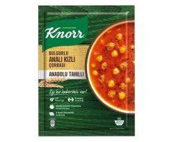 Knorr Çorba Tahıllı Bulgurlu Analı Kızlı 92 gr