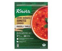 Knorr Çorba Tahıllı Dövme Buğdaylı Domates 95 gr