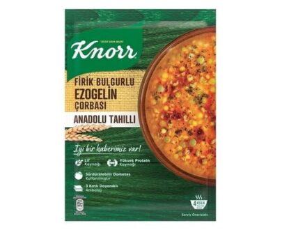 Knorr Çorba Tahıllı Fırıklı Ezogelin 98 gr