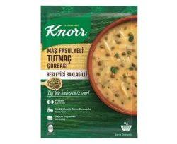 Knorr Çorba Tahıllı Mas Fasulyeli Tutmaç 124 gr
