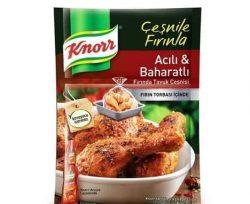 Knorr Harç Fırında Tavuk Acılı Baharatlı 32 gr