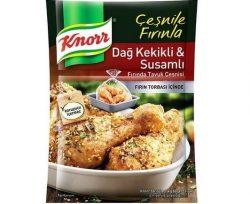 Knorr Harç Fırında Tavuk Dağ Kekikli Susamlı 35 gr