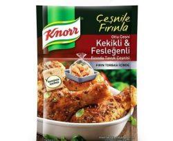 Knorr Harç Fırında Tavuk Kekik-Fesleğen32 gr