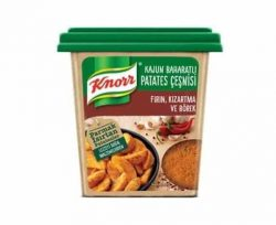 Knorr Kajun Patates Çeşnisi 120 gr