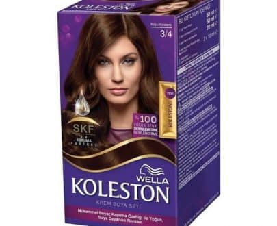 koleston kit 34 koyu kestane e239