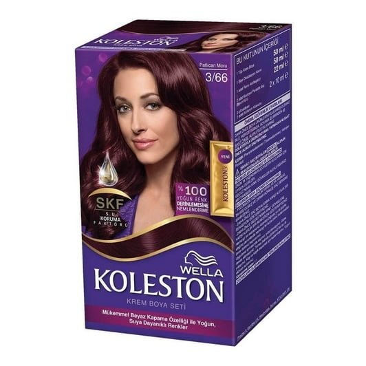 koleston kit 366 patlican moru 5d7b