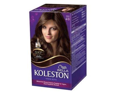 Koleston Kit 4/0 Kahve Saç Boyası