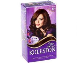 Koleston Kit 5/4 Açık Kestane Saç Boyası