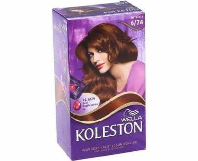 Koleston Kit 6/74 Terrakota Saç Boyası