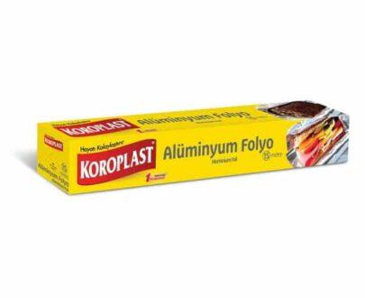 Koroplast Alüminyum Folyo 15 Metre