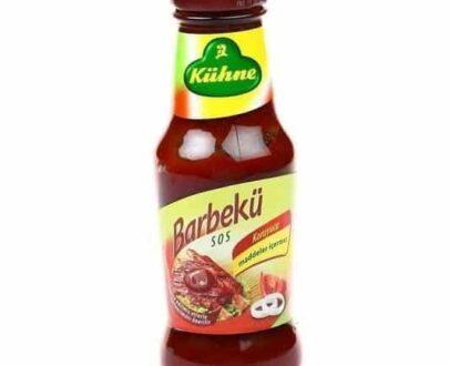 Kühne Barbekü Sos Cam 250 ml