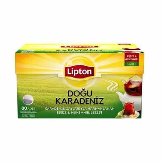 Lipton Doğu Karadeniz 80'li Demlik Çay 256 gr