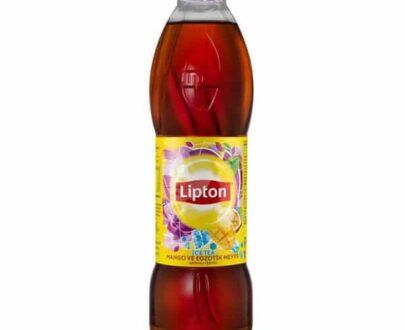 Lipton Ice Tea Mango Ve Egzotik Meyve Aromalı İçecek Pet 1 Lt