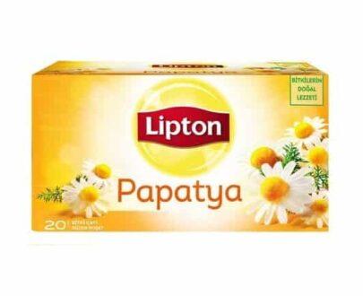 lipton papatya cayi 20li 30 gr fe20