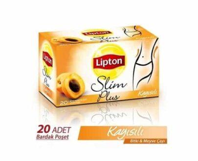 lipton slim plus kayisili cay 20li 40 gr 8562
