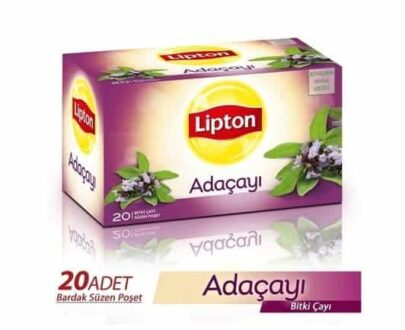 lipton tea bag ada cayi 20li 30 gr 6030