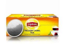 Lipton Yellow Label Demlik Poşet Çay 153 gr