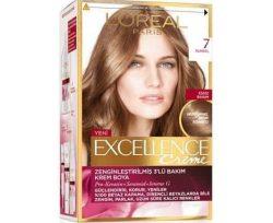 Loreal Excellence Saç Boyası Kumral 7