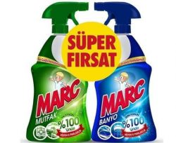 Marc Banyo 750 ml + Mutfak Sprey 750 ml
