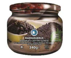 Marmarabirlik Baharatlı Zeytin Ezmesi 340 gr