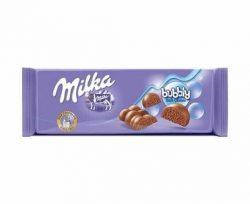 Milka Bubbly Sütlü 80 gr