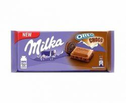 Milka Oreo Choco Tablet 100 gr