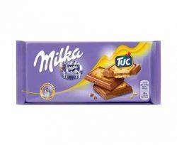 Milka Tablet Mini Tuc 87 gr