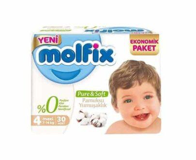 Molfix Puresoft Maxi Lu Eko Paket B