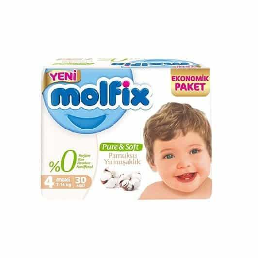 molfix puresoft maxi 30 lu eko paket b024