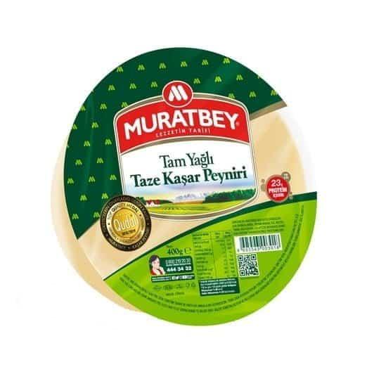 Muratbey Piknik Kaşar Peynir 400 gr