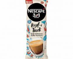 Nescafe 3 ü 1 Arada Keyf-i Türk Kahvesi 18,5 g