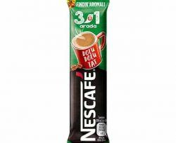 Nescafe 3ü1 Arada Fındık 17 g