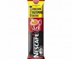Nescafe 3ü1 Arada Sade 17,5 g