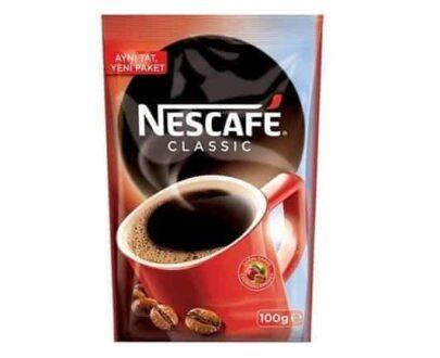 Nescafe Classic Eko Paket 100 gr