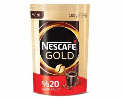 Nescafe Gold Eko Paket Bedava Gr