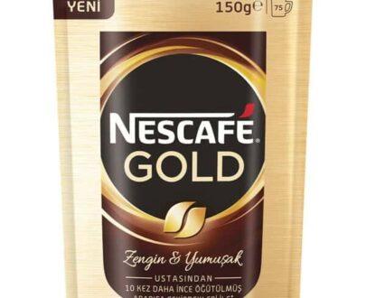 Nescafe Gold Ekonomik Paket 150 g