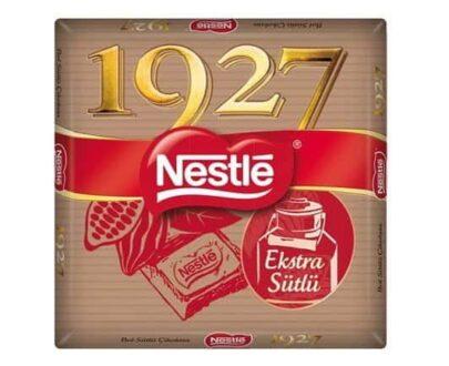 Nestle 1927 Kare Çikolata Extra Sütlü 60 gr