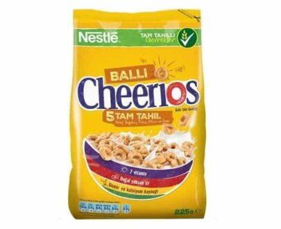Nestle Cheerios Ballı Yulaflı Tahıl Gevreği 225 gr