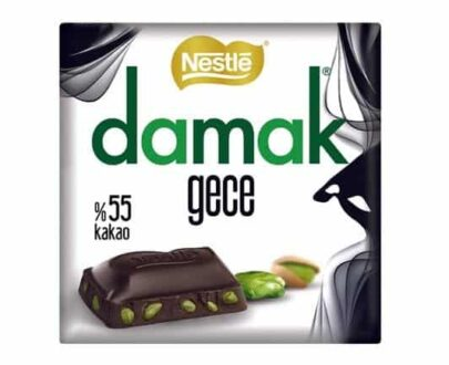 Nestle Damak Gece Kare Cikolata Gr Df